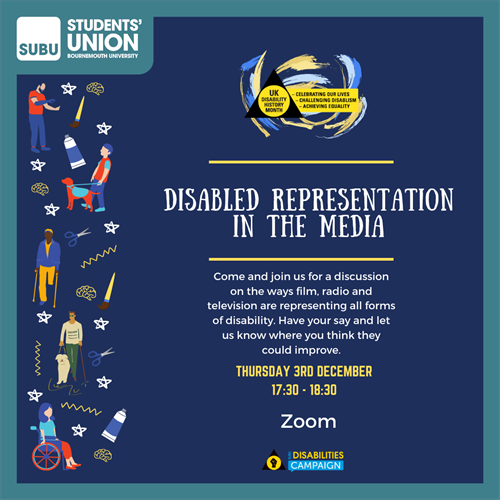 Disabled Representation in the Media