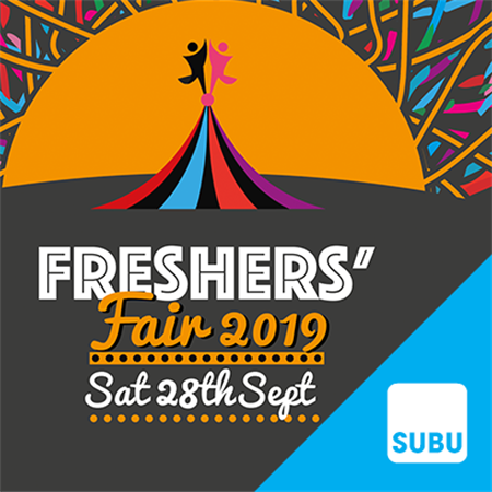 Bournemouth University SUBU Freshers' Fair