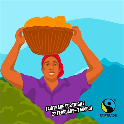 Fairtrade Fortnight: Fairtrade, the climate crisis and engagement
