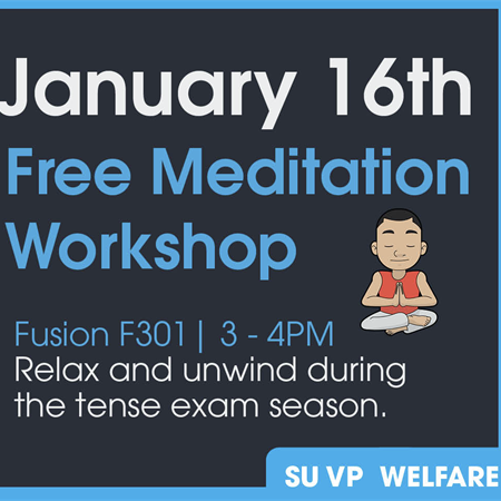 Meditation Workshop | Live Well at BU