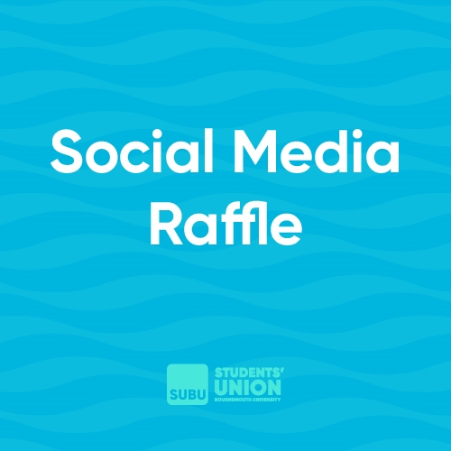 SUBU Advice Social Media Raffle