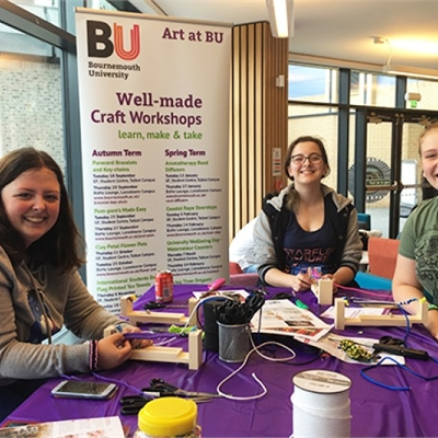 Pebble Art: Well-Made Craft Workshop