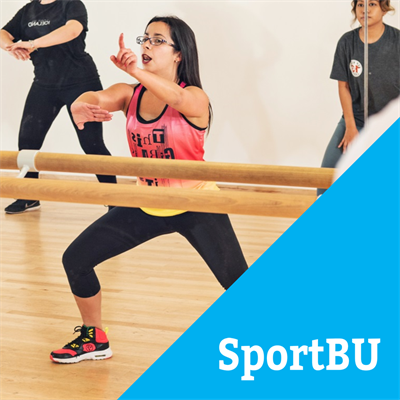 Zumba - SportBU Group Fitness Classes
