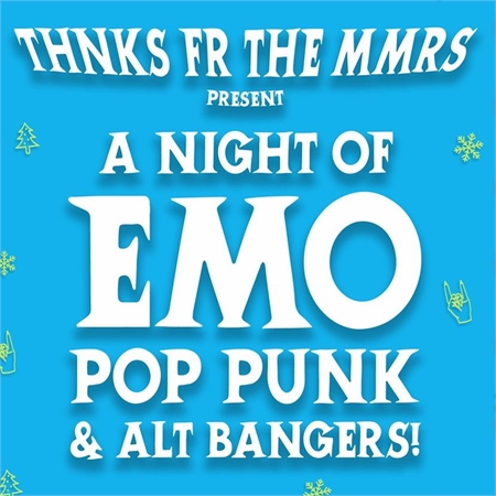 THNKS FR TH MMRS; Xmas Emo Party!