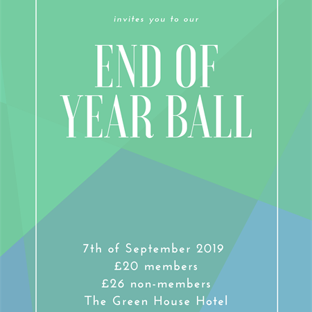 Midwifery Society: End of Year Ball