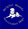 Helpful Hounds Assistance Dogs logo