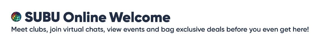 Online Welcome